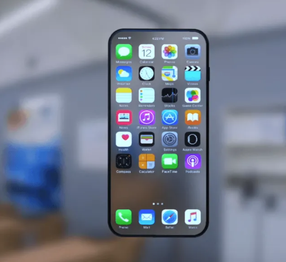 Pantalla del Nuevo iPhone 2020
