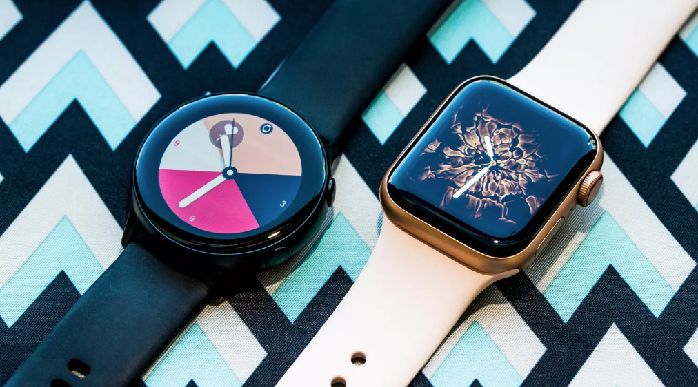 Apple watch series 4 vs Samsung galaxy watch active
