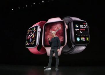 Apple Watch Serie 5 llega con pantalla siempre encendida