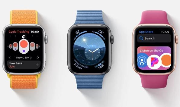 Apple Watch Series 5 llega con una pantalla siempre encendida