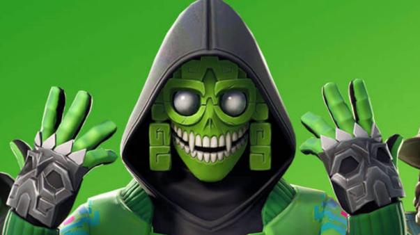 Bots en Fortnite Capítulo 2 Temporada 11