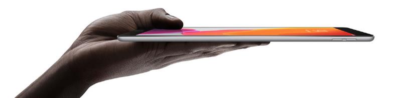 Diseño del Nuevo iPad 2019