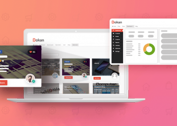 Dokan marketplace para WordPress