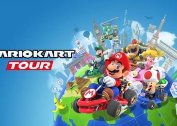 Mario Kart Tour de Nintendo ahora disponible para iOs y Android