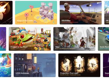Conoce todos los juegos confirmados de Apple Arcade