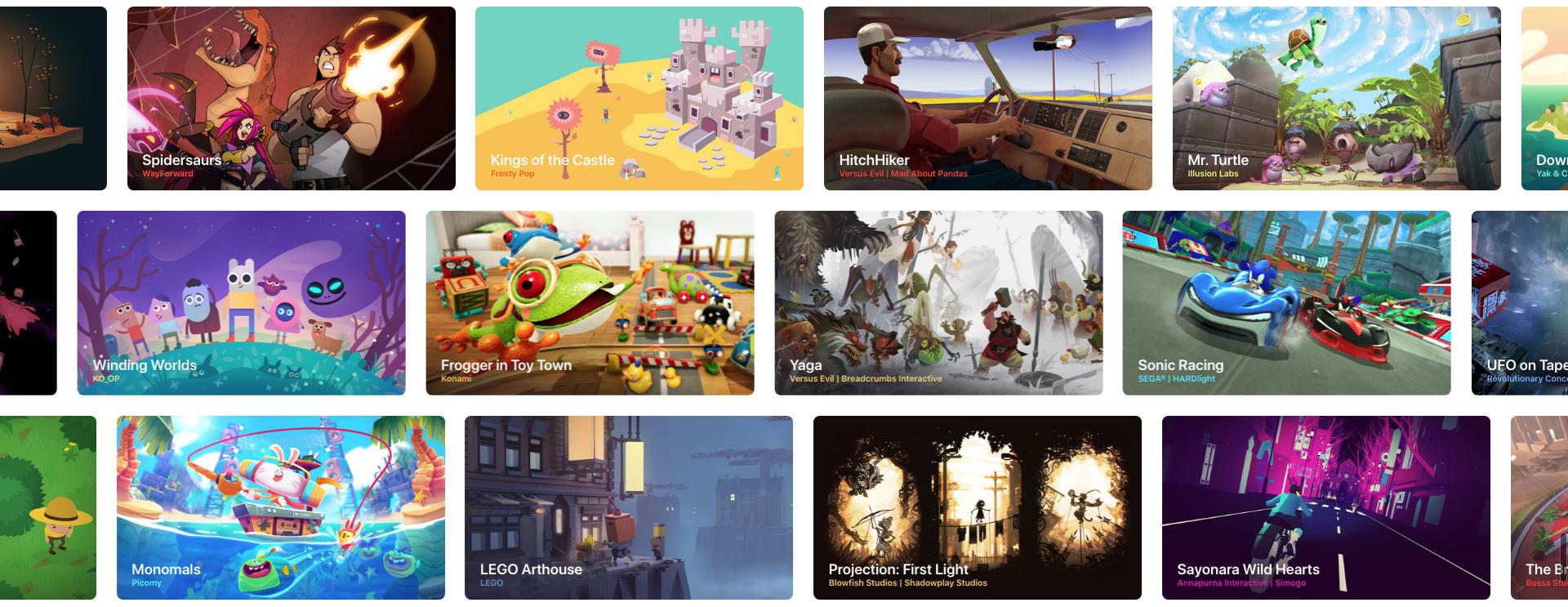 Mas de 100 juegos nuevos, una sola suscripción, aquí jugar no tiene límites