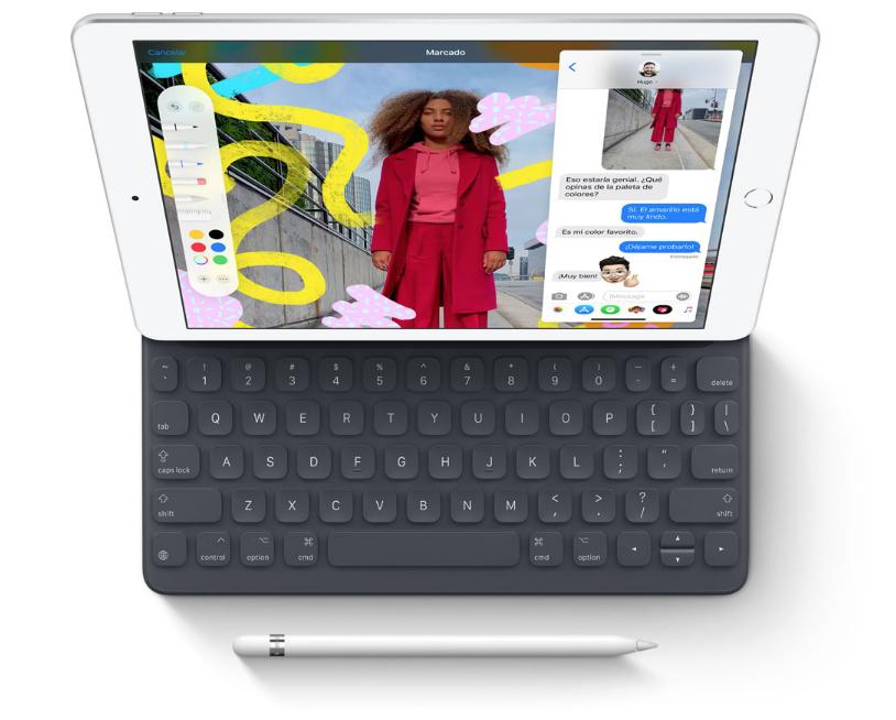Pantalla del nuevo iPad