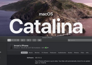 Cómo puedo sincronizar iPhone con macOS Catalina sin iTunes