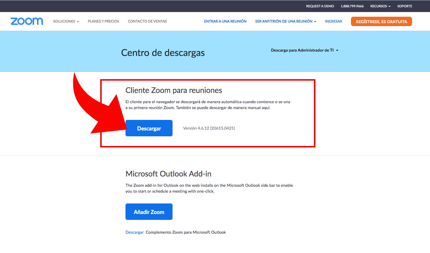 Descargar Zoom para PC