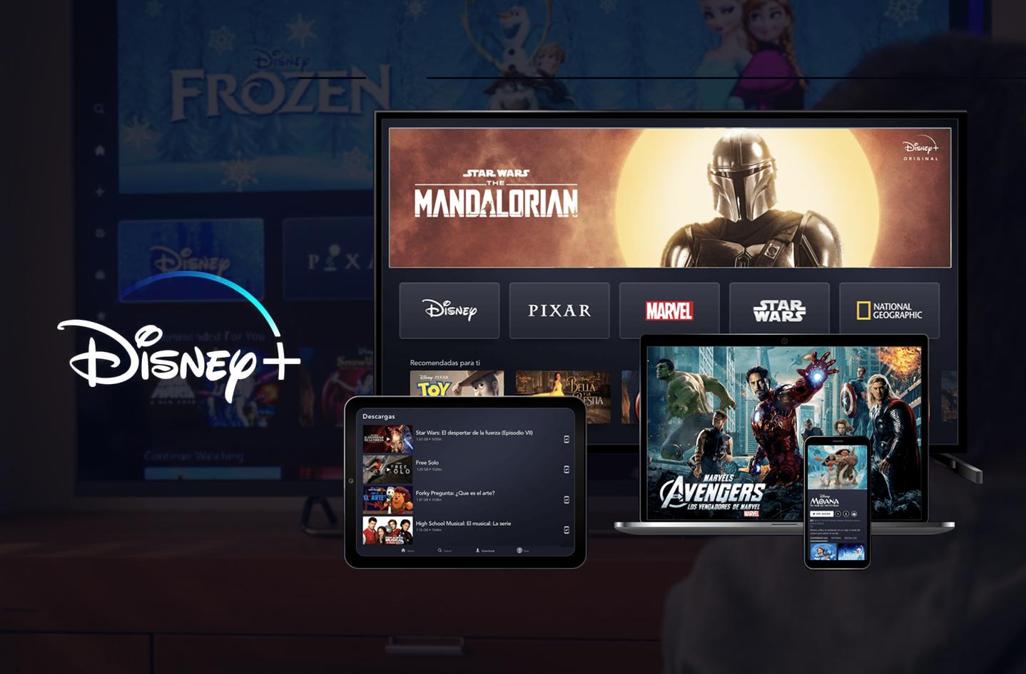 Cómo descargar Disney Plus GRATIS para Smart TV