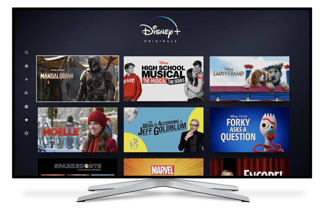 Descargar Disney Plus en SmartTV