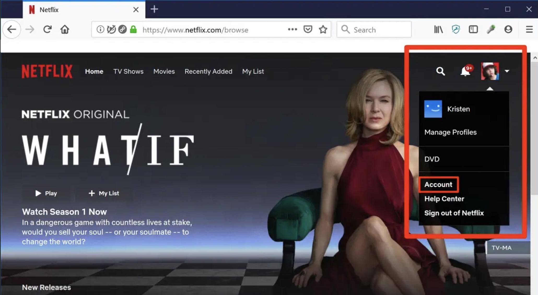 Cómo darse de baja en NETFLIX