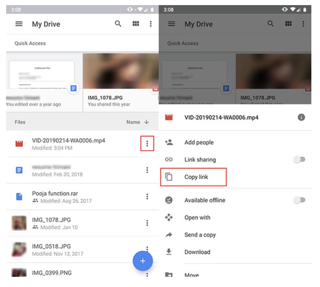 Cómo enviar vídeos largos en WhatsApp para Android