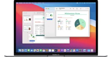 Combinar archivos PDF en Mac