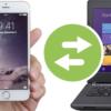 Cómo transferir fotos de un iPhone o iPad a un ordenador con Windows 10