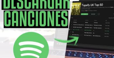 Descargar Musica de Spotify