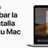 Cómo grabar la pantalla de mi Mac sin programas