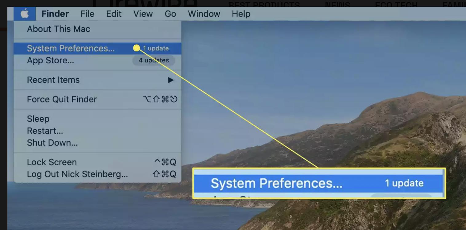 cuenta iCloud entu ordenador Mac